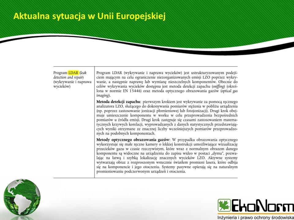 Aktualna sytuacja w Unii Europejskiej