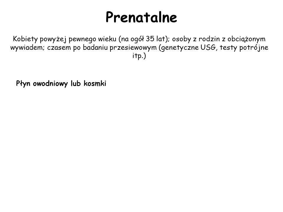 Prenatalne