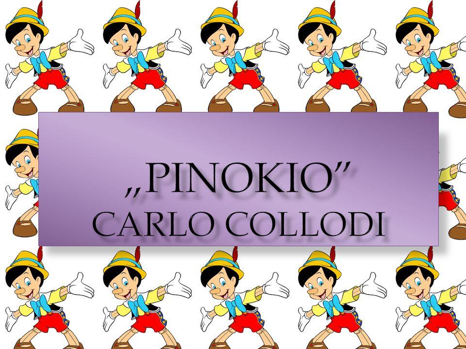 """""""Pinokio Carlo Collodi"""