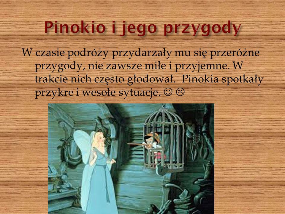 Pinokio i jego przygody