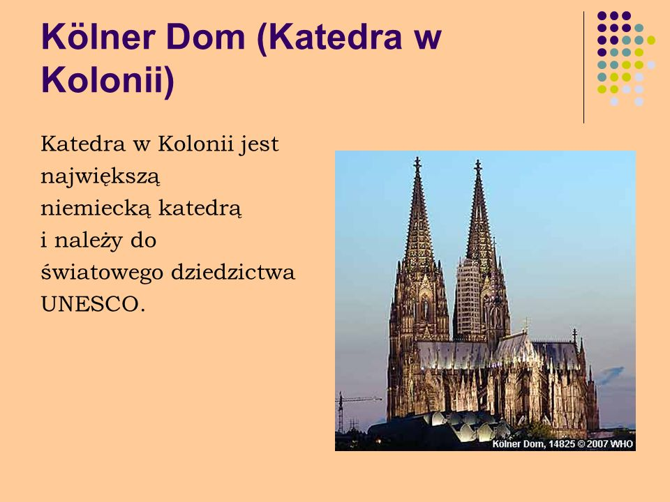 Kölner Dom (Katedra w Kolonii)