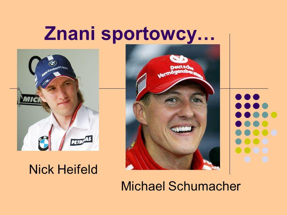 Nick Heifeld Michael Schumacher