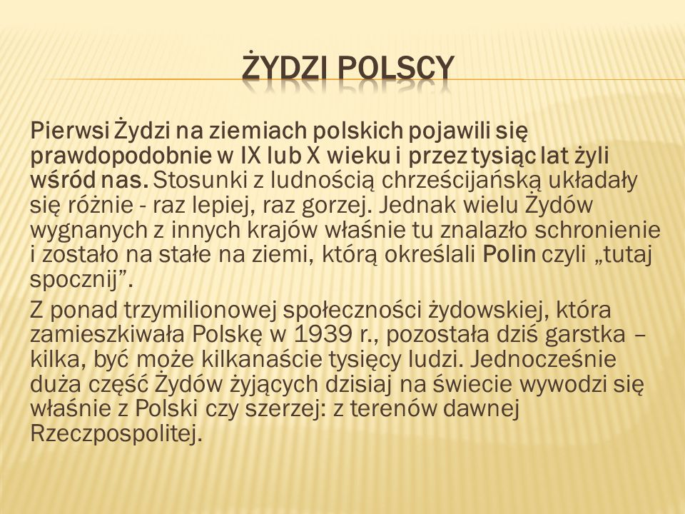 Żydzi polscy