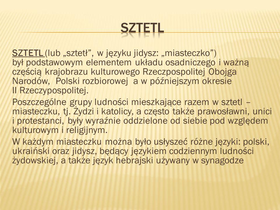 sztetl