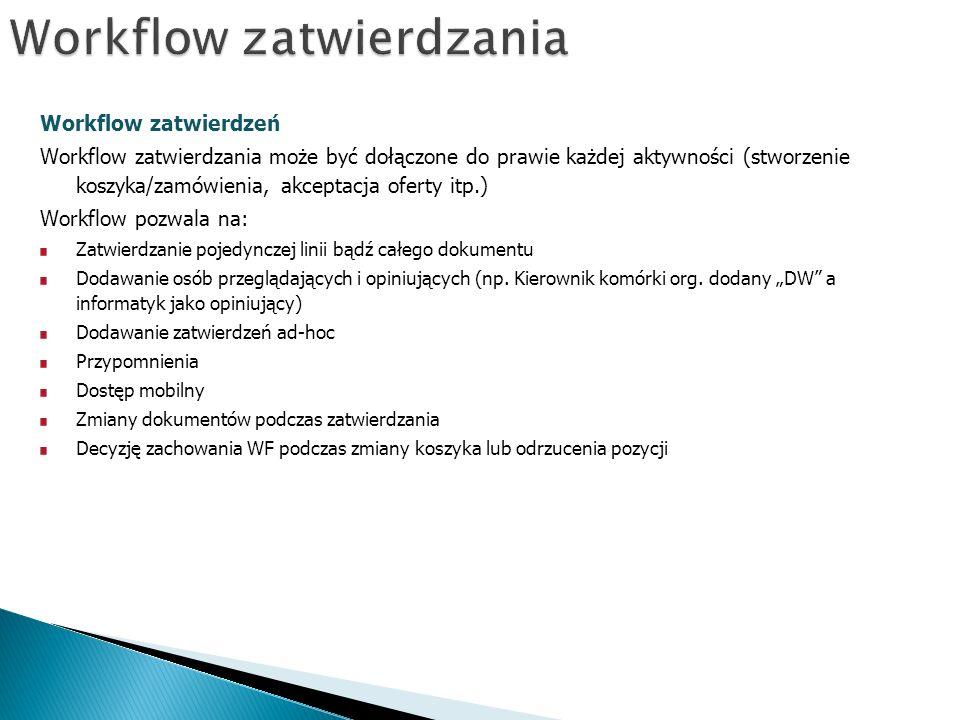 Workflow zatwierdzania