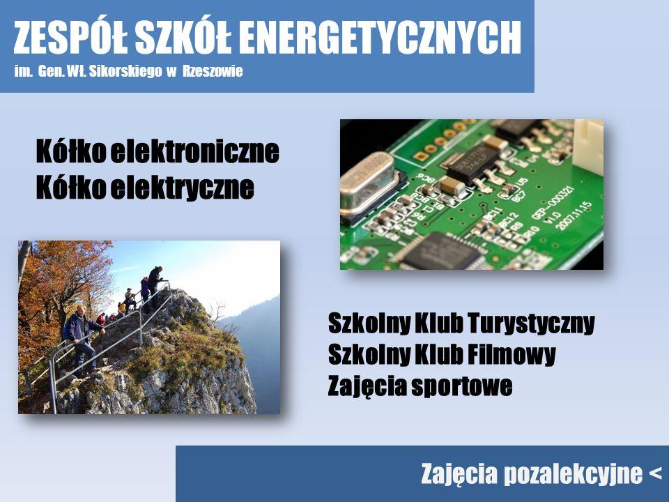 ZESPÓŁ SZKÓŁ ENERGETYCZNYCH