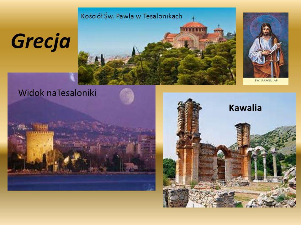 Kościół Św. Pawła w Tesalonikach