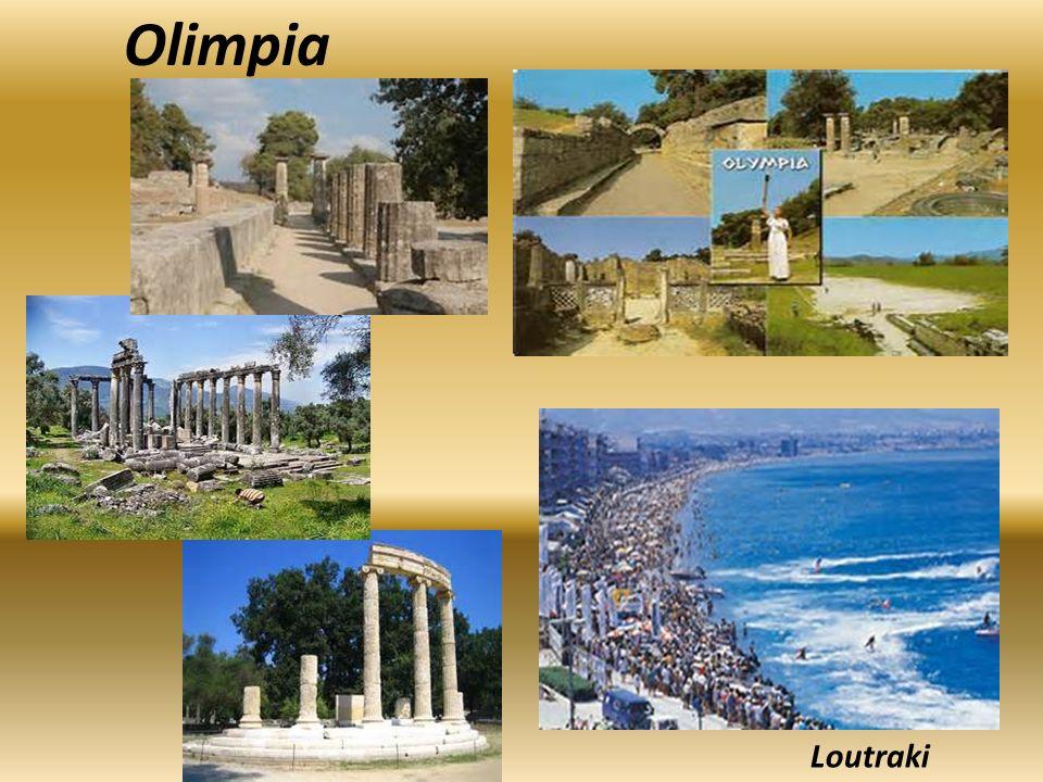 Olimpia Grecja Loutraki