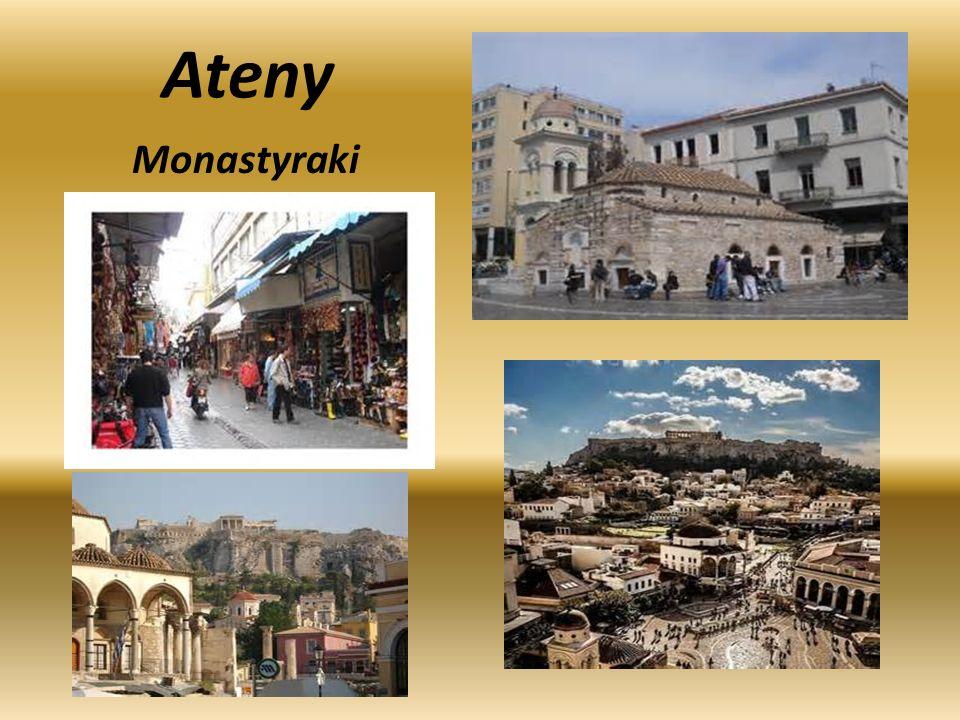 Ateny Monastyraki