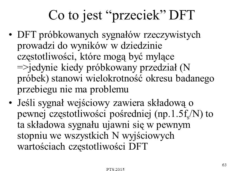 Co to jest przeciek DFT