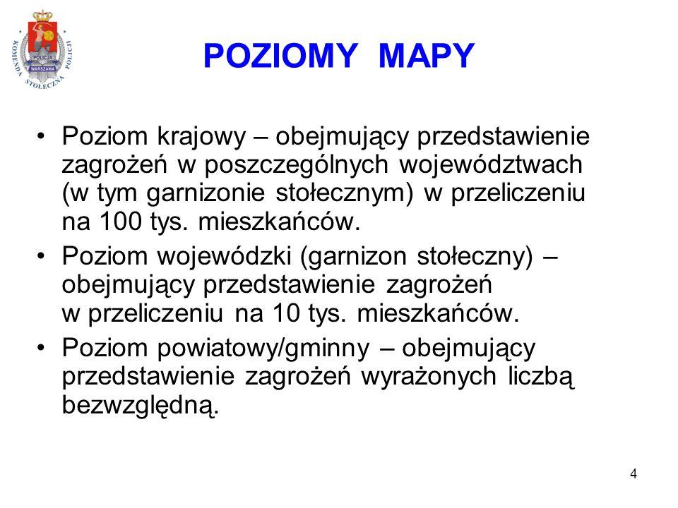 POZIOMY MAPY
