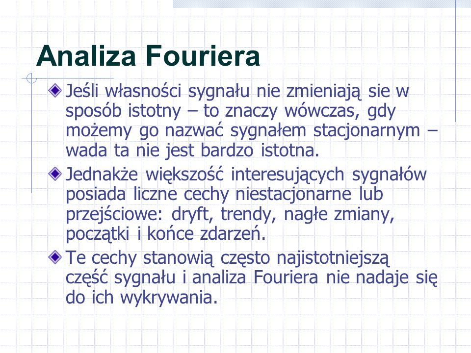 Analiza Fouriera