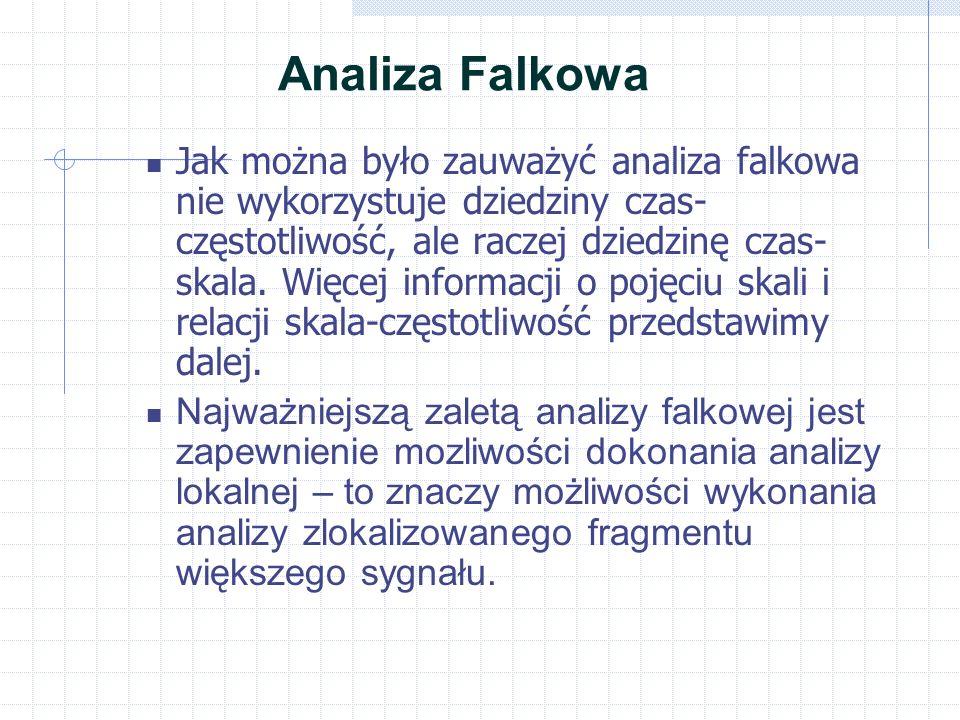 Analiza Falkowa