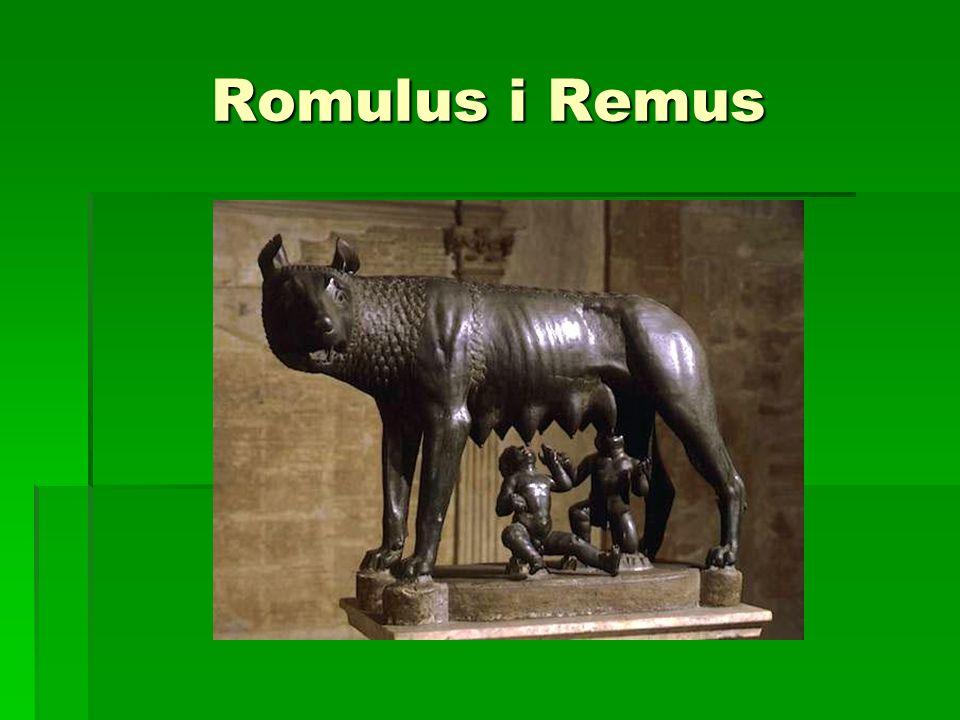 Romulus i Remus