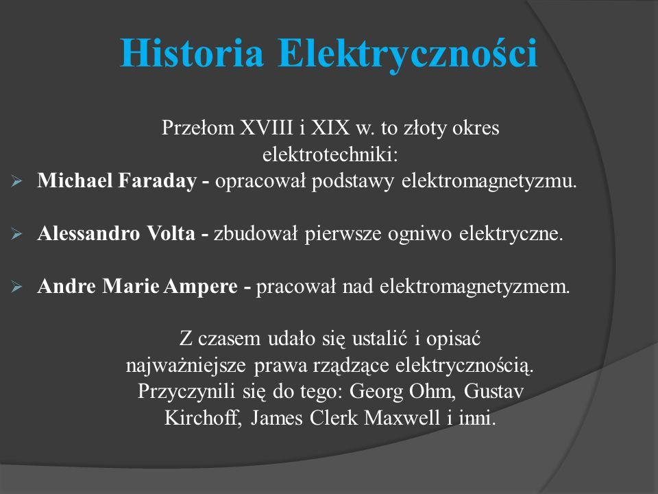 Historia Elektryczności