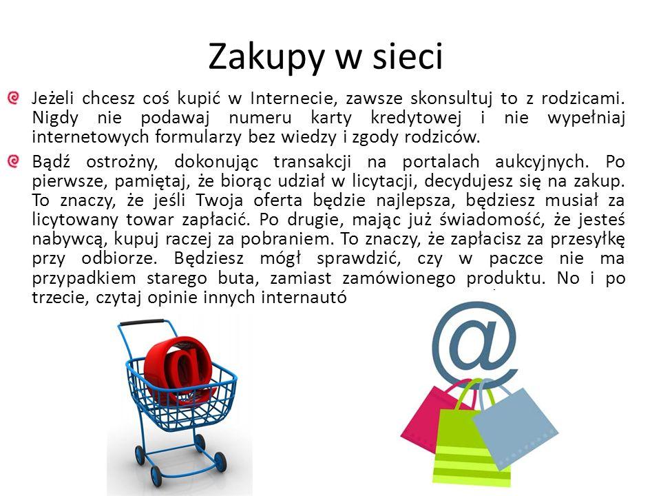 Zakupy w sieci