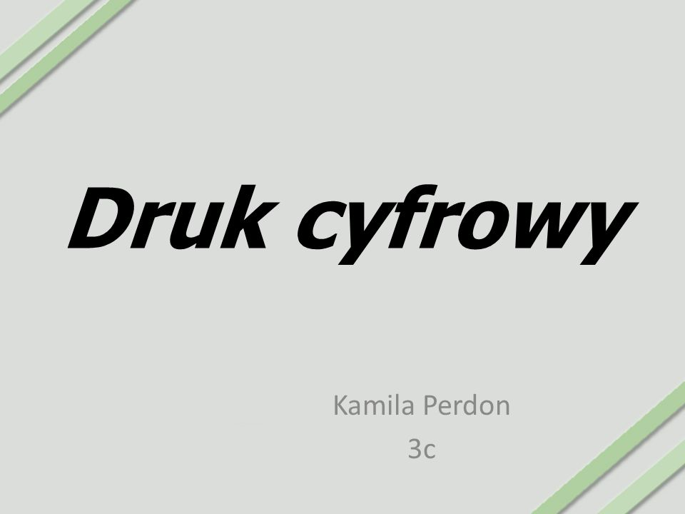 Druk cyfrowy Kamila Perdon 3c