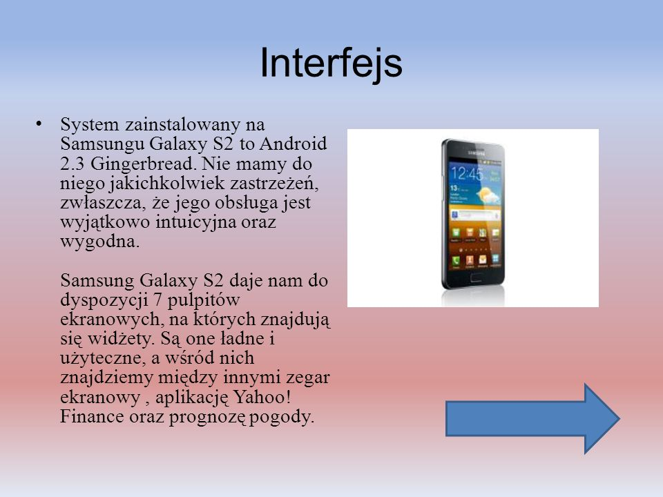 Interfejs