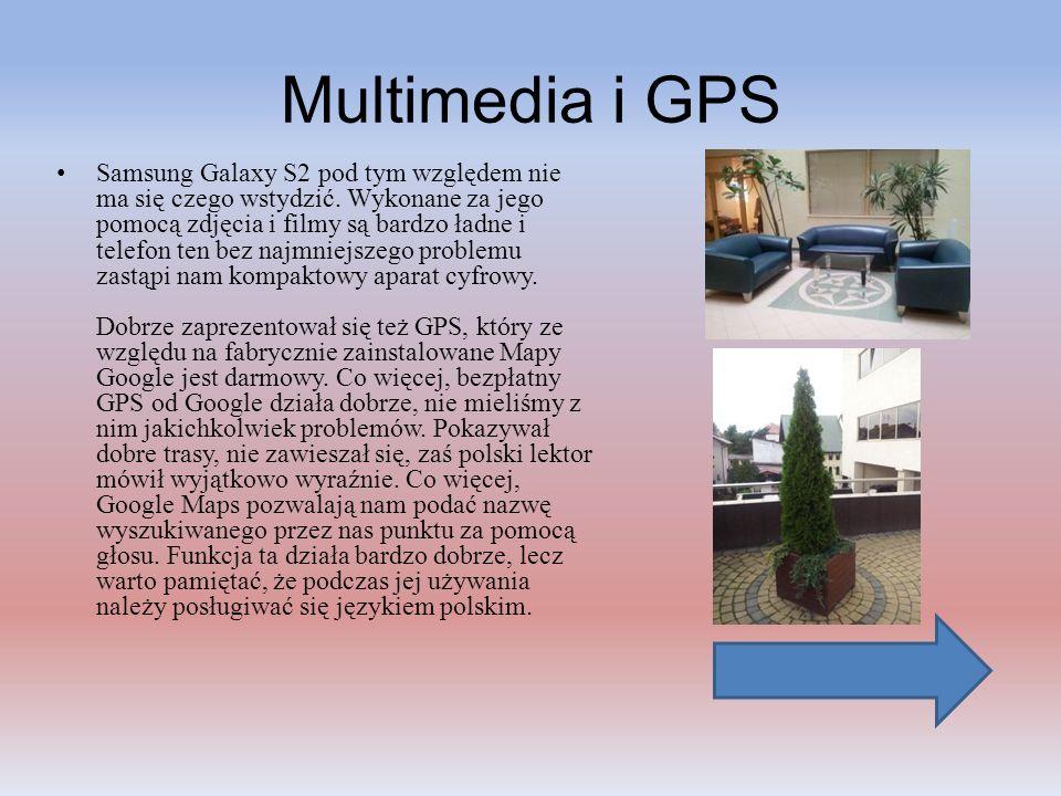 Multimedia i GPS