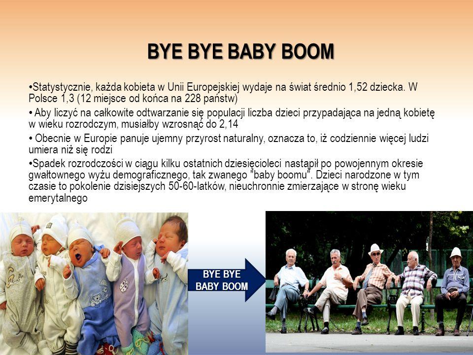 BYE BYE BABY BOOM