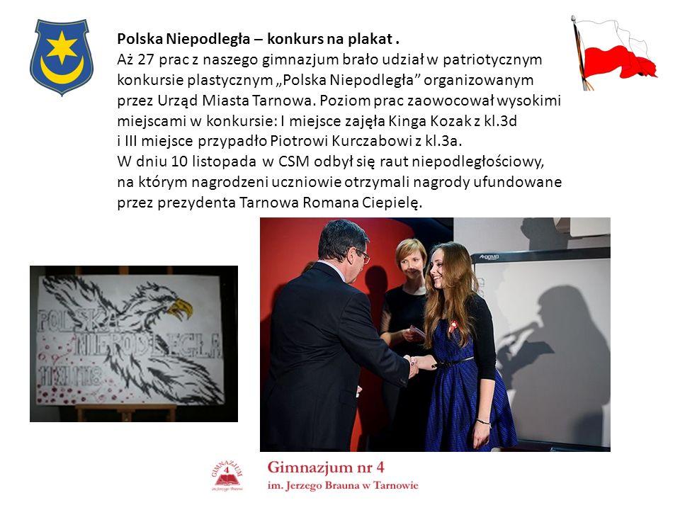 Polska Niepodległa – konkurs na plakat