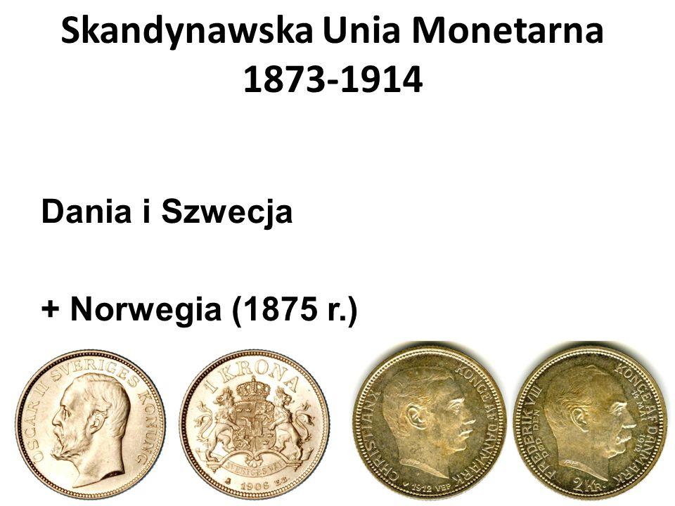Skandynawska Unia Monetarna 1873-1914