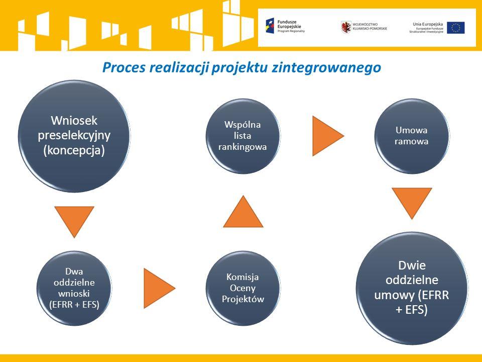 Proces realizacji projektu zintegrowanego