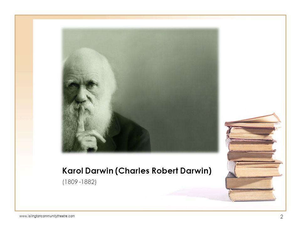 Karol Darwin (Charles Robert Darwin)