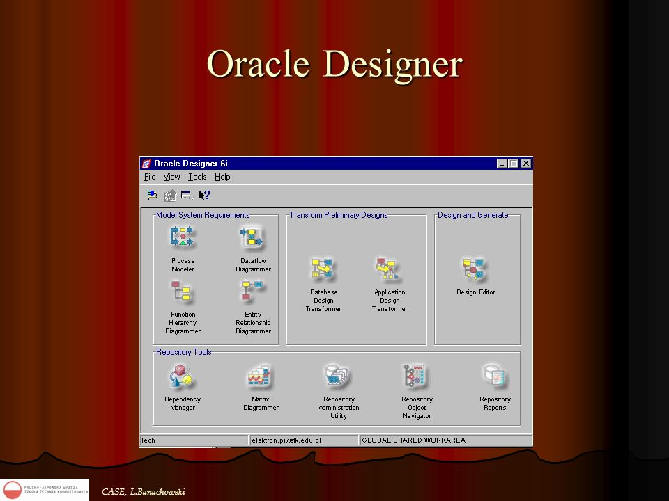 Oracle Designer