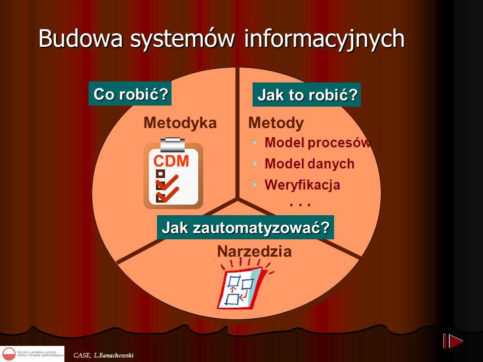 Budowa systemów informacyjnych