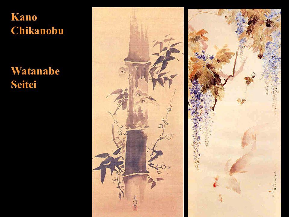 Kano Chikanobu Watanabe Seitei DZI¢KUJ¢ ZA UWAG¢ CZ¸OWIEK OKO