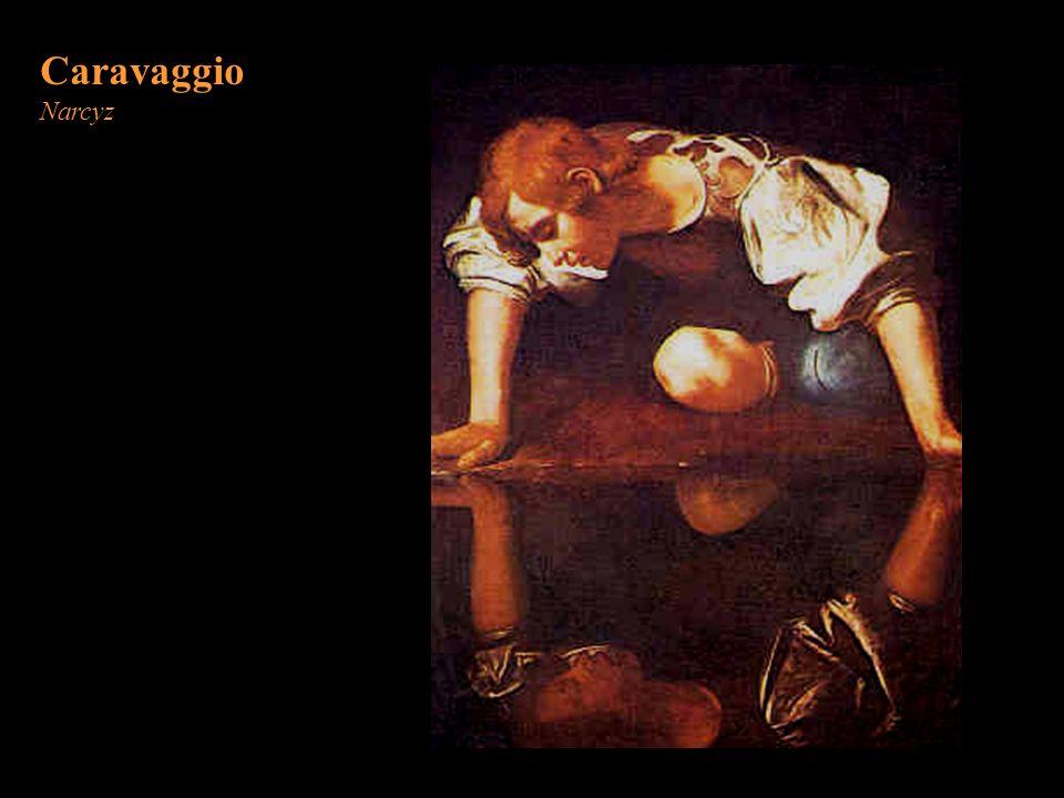 Caravaggio Narcyz