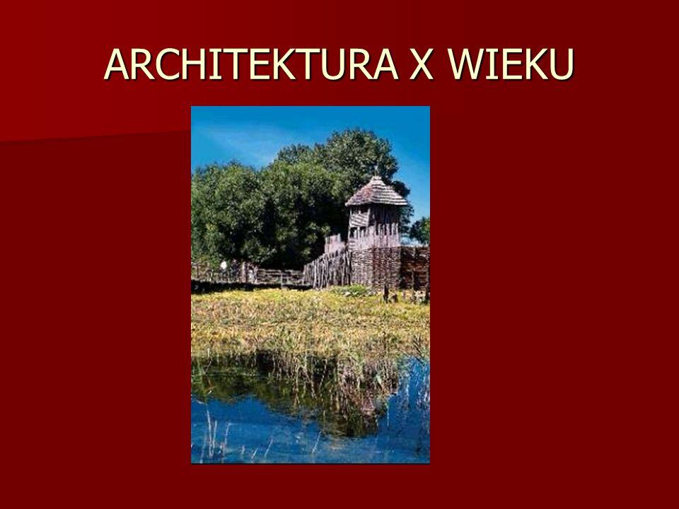 ARCHITEKTURA X WIEKU