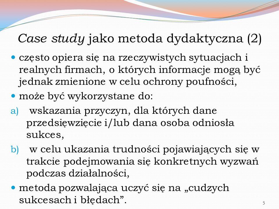 Case study jako metoda dydaktyczna (2)