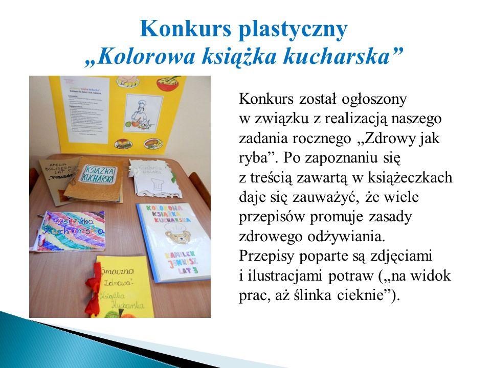 """""""Kolorowa książka kucharska"""