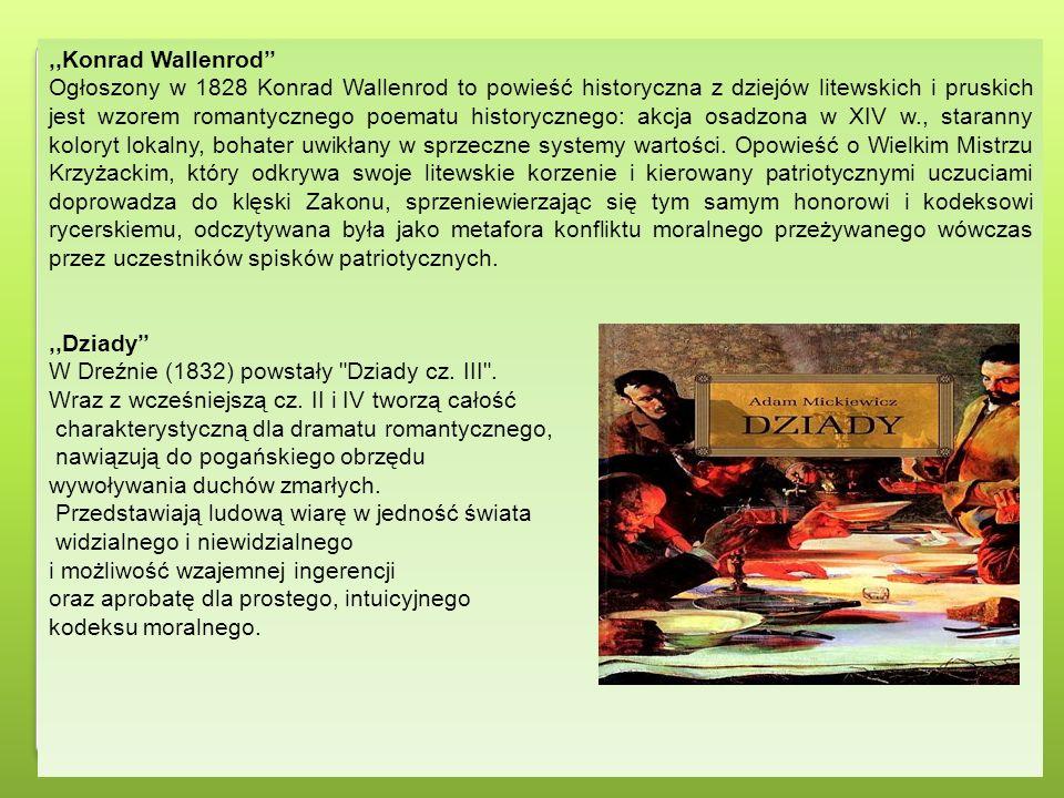 ,,Konrad Wallenrod''
