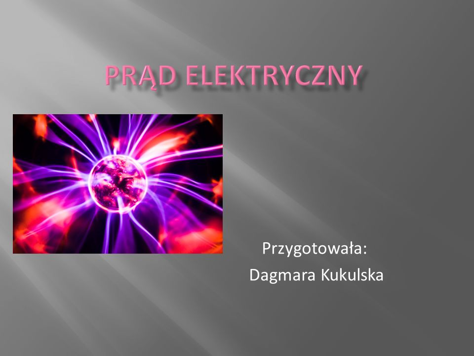 Przygotowała: Dagmara Kukulska