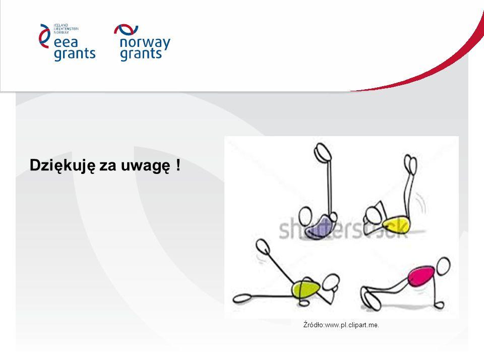Dziękuję za uwagę ! Źródło:www.pl.clipart.me.