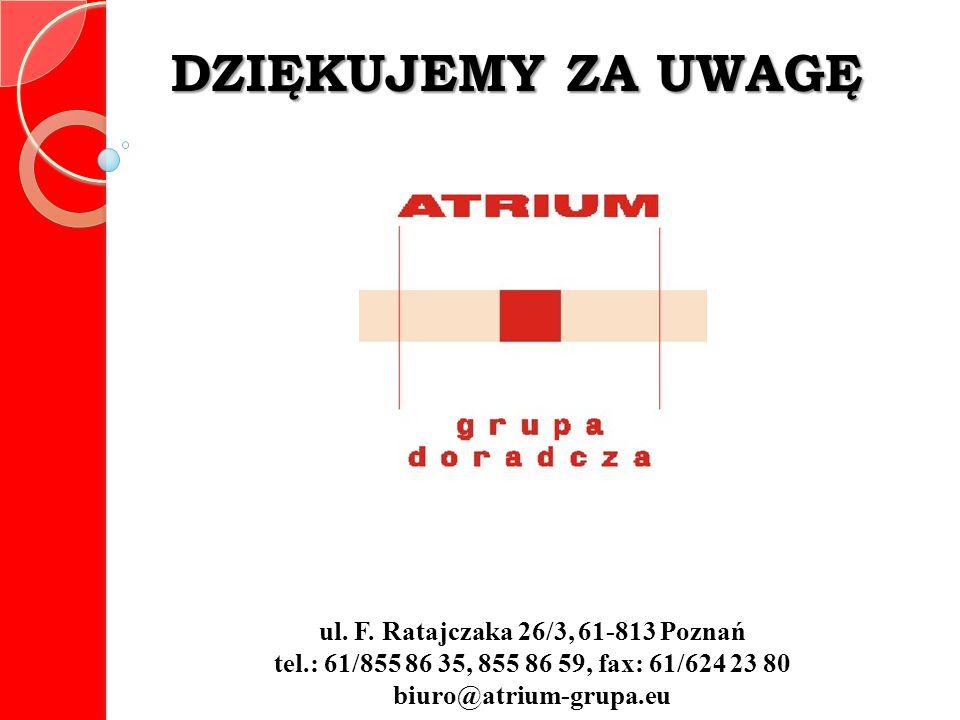 ul. F. Ratajczaka 26/3, 61-813 Poznań