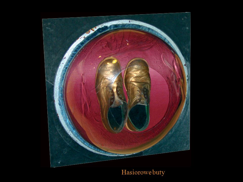 Hasiorowe buty
