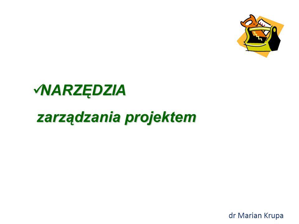 zarządzania projektem