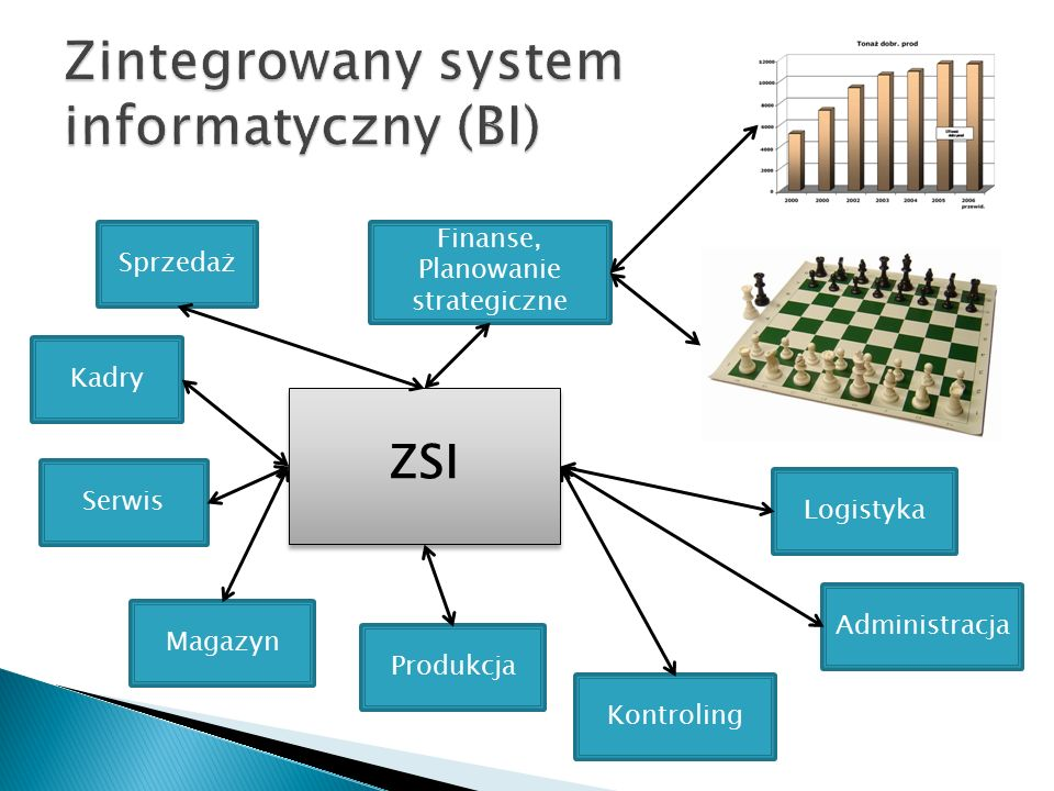 Zintegrowany system informatyczny (BI)