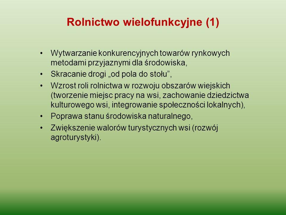 Rolnictwo wielofunkcyjne (1)