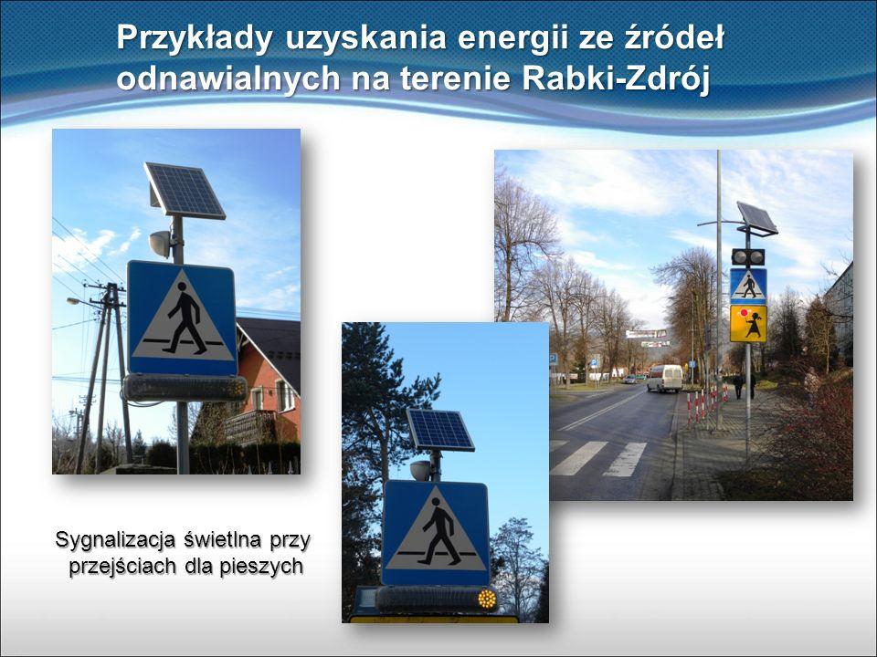 Sygnalizacja świetlna przy przejściach dla pieszych