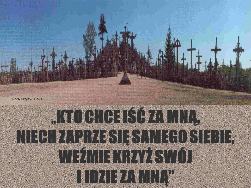 Góra Krzyży- Litwa