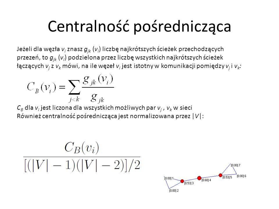 Centralność pośrednicząca