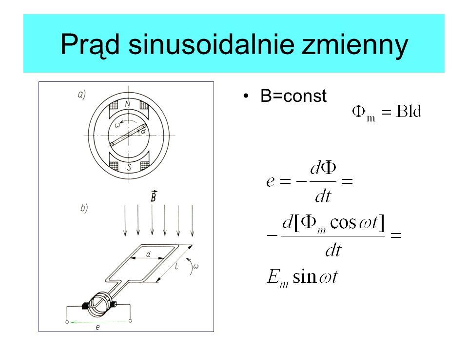 Prąd sinusoidalnie zmienny