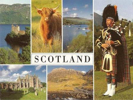 Scotland is located in the Northern part of Great Britain and Hebrides, Orkneys and Shetland Islands. In the south it borders with England. The land is.