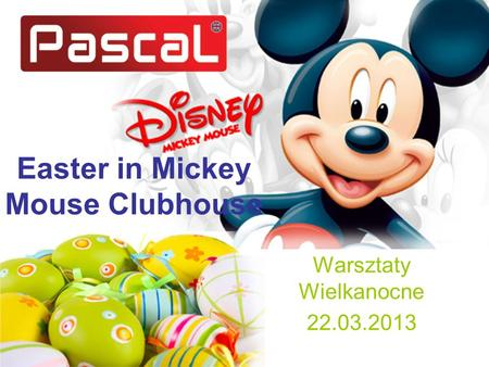 Easter in Mickey Mouse Clubhouse