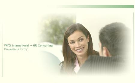 WYG International – HR Consulting